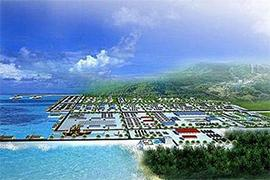 South Van Phong Port's 1.000 billion VND project will operate from June.